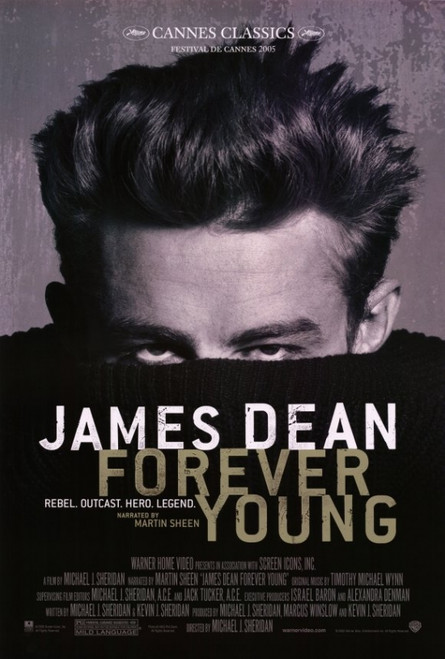 James Dean: Forever Young Movie Poster Print (27 x 40) - Item # MOVIF5477