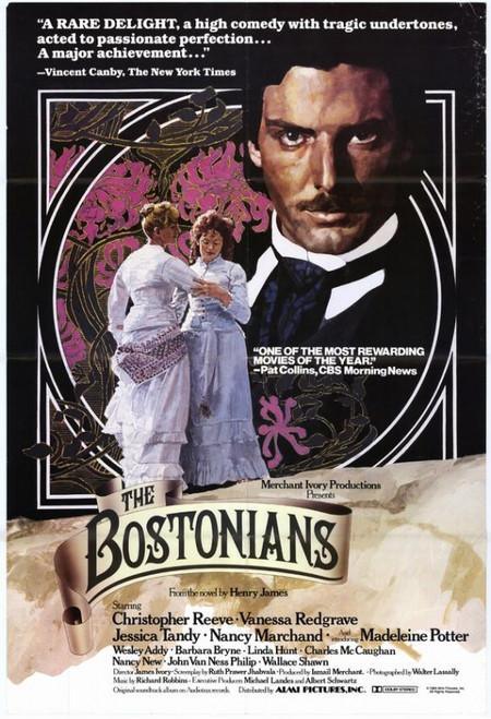 The Bostonians Movie Poster Print (27 x 40) - Item # MOVIH0643