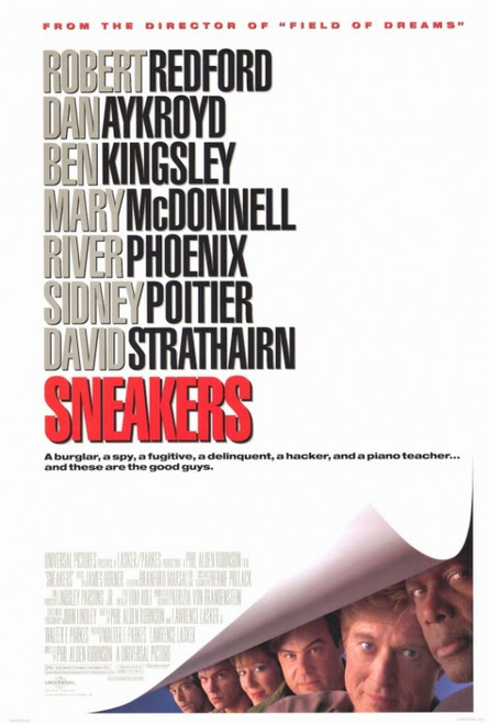 Sneakers Movie Poster Print (27 x 40) - Item # MOVEF7418