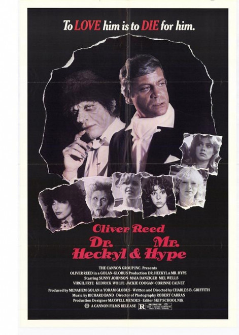 Dr. Heckyl and Mr. Hype Movie Poster Print (27 x 40) - Item # MOVGG1882