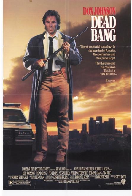 Dead Bang Movie Poster Print (27 x 40) - Item # MOVIH7318
