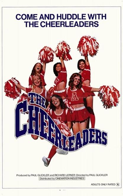 Cheerleaders Movie Poster (11 x 17) - Item # MOV206311