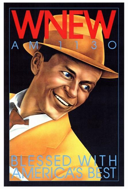 WNEW AM 1130 Movie Poster Print (27 x 40) - Item # MOVIF6187