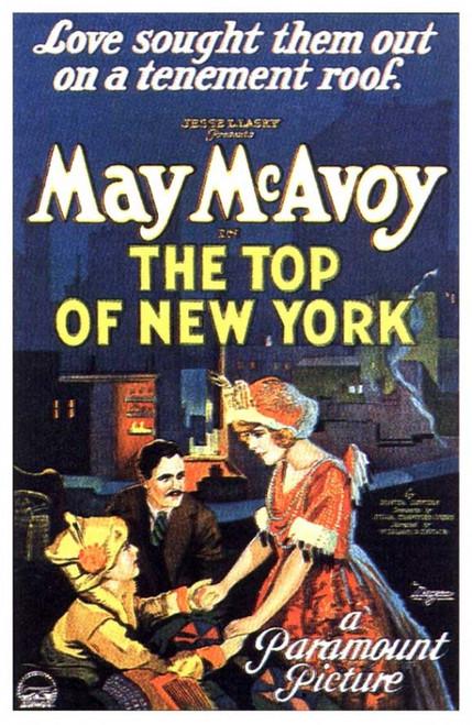 Top of New York, The Movie Poster Print (27 x 40) - Item # MOVGI6650