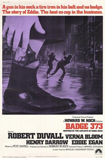 Badge 373 Movie Poster (11 x 17) - Item # MOV232673