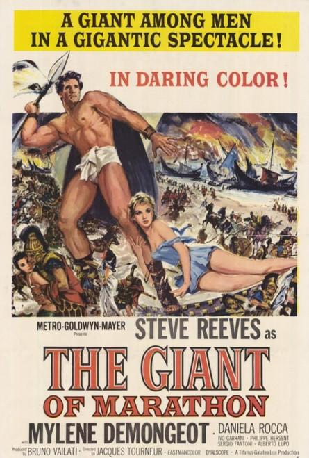 The Giant of Marathon Movie Poster Print (27 x 40) - Item # MOVEH7086