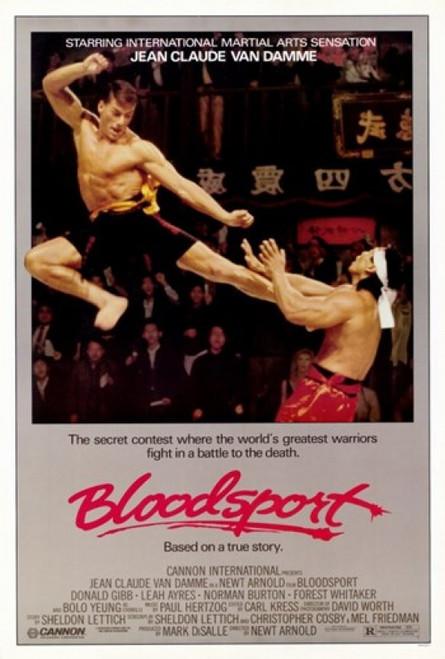 Bloodsport Movie Poster (11 x 17) - Item # MOV195957
