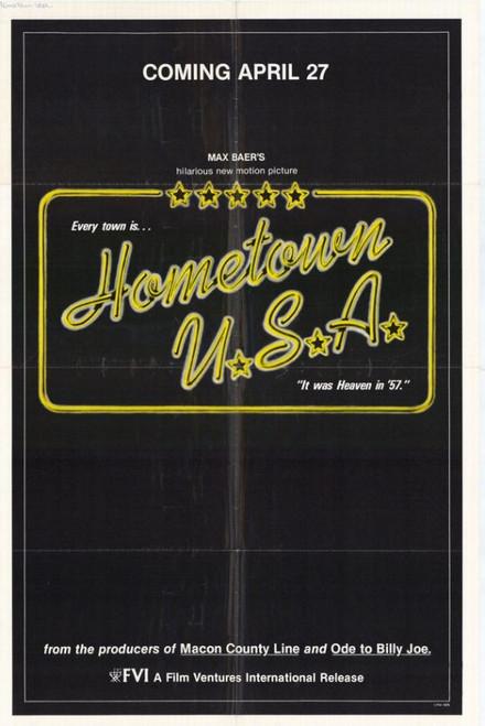 Hometown U.S.A. Movie Poster Print (27 x 40) - Item # MOVGH5683