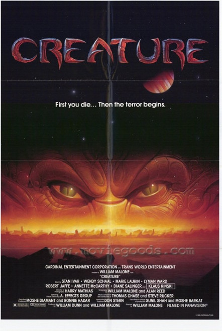 Creature Movie Poster Print (27 x 40) - Item # MOVGH0257