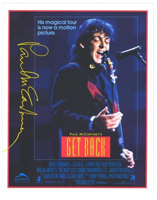 Get Back Movie Poster Print (27 x 40) - Item # MOVCH1695