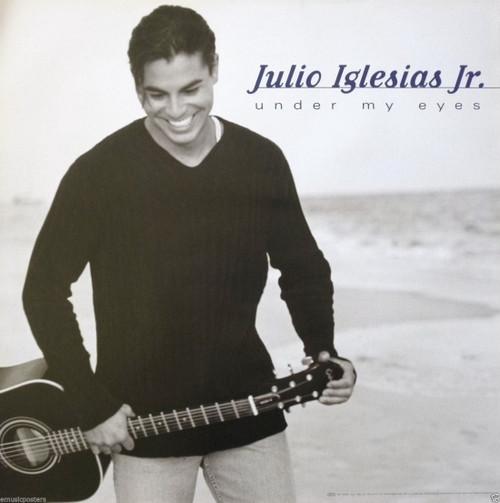 Julio Iglesias Jr. Under My Eyes Poster - Item # RAR99911005