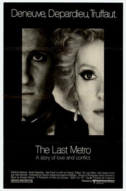The Last Metro Movie Poster (11 x 17) - Item # MOV193415