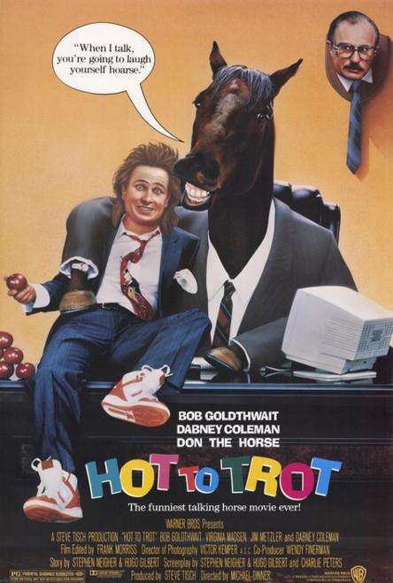 Hot to Trot! Movie Poster Print (27 x 40) - Item # MOVGH3268