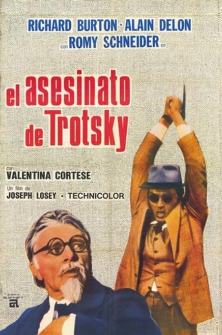 Assassination of Trotsky Movie Poster (11 x 17) - Item # MOV216214