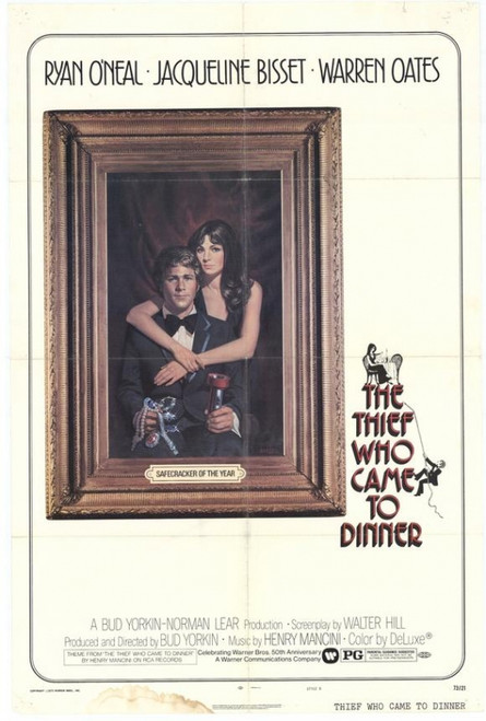 The Thief Who Came to Dinner Movie Poster Print (27 x 40) - Item # MOVAH4355