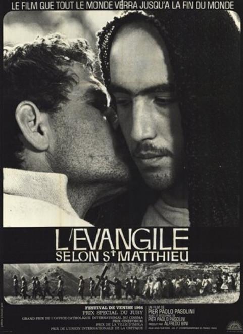 The Gospel According to St. Matthew Movie Poster (11 x 17) - Item # MOV235579
