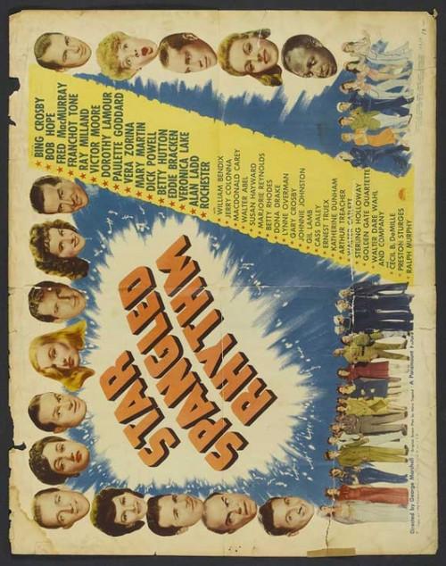 Star Spangled Rhythm Movie Poster Print (27 x 40) - Item # MOVEJ1212