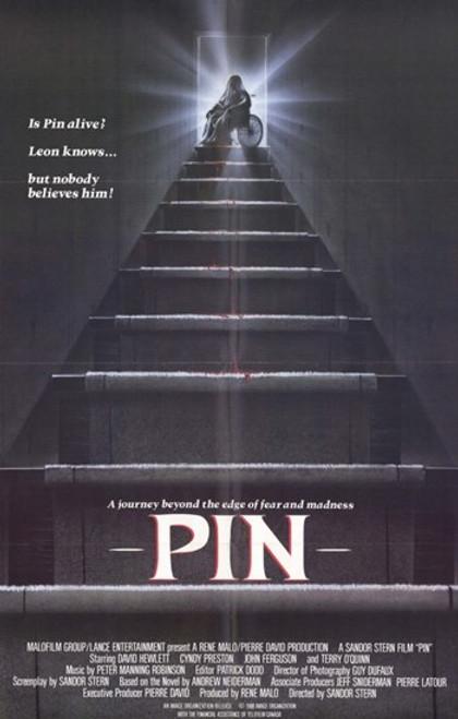 PIN Movie Poster (11 x 17) - Item # MOV233128