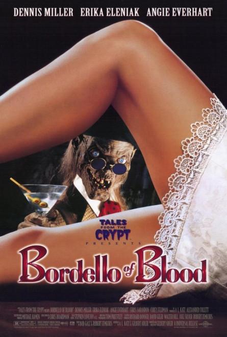 Bordello of Blood Movie Poster Print (27 x 40) - Item # MOVEF3429