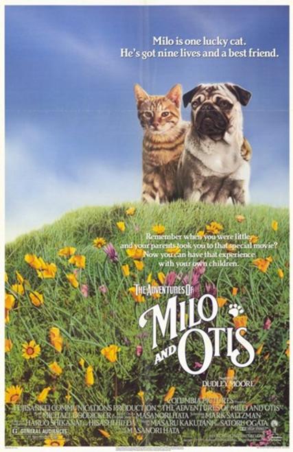 Milo and Otis Movie Poster (11 x 17) - Item # MOV254828