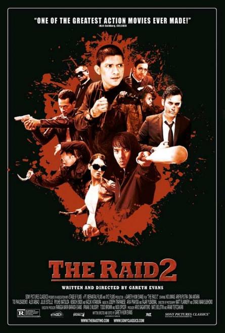The Raid 2 Movie Poster Print (27 x 40) - Item # MOVGB62935