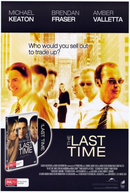 The Last Time Movie Poster Print (27 x 40) - Item # MOVAI1089