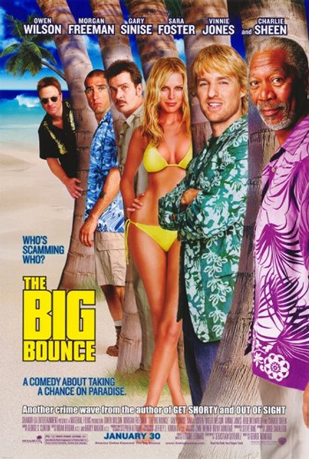 The Big Bounce Movie Poster (11 x 17) - Item # MOV223304