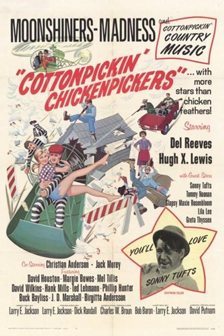 Cottonpicken Chicken Pickers Movie Poster (11 x 17) - Item # MOV249548