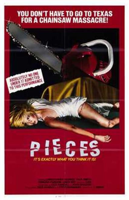 Pieces Movie Poster (11 x 17) - Item # MOV193500