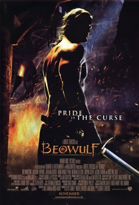 Beowulf Movie Poster (11 x 17) - Item # MOV403085