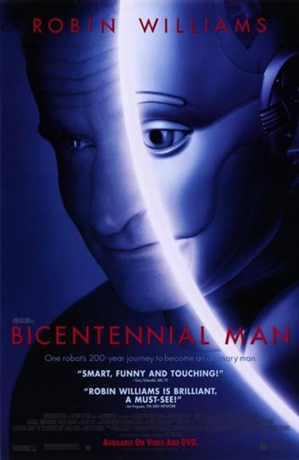 Bicentennial Man Movie Poster (11 x 17) - Item # MOV220318