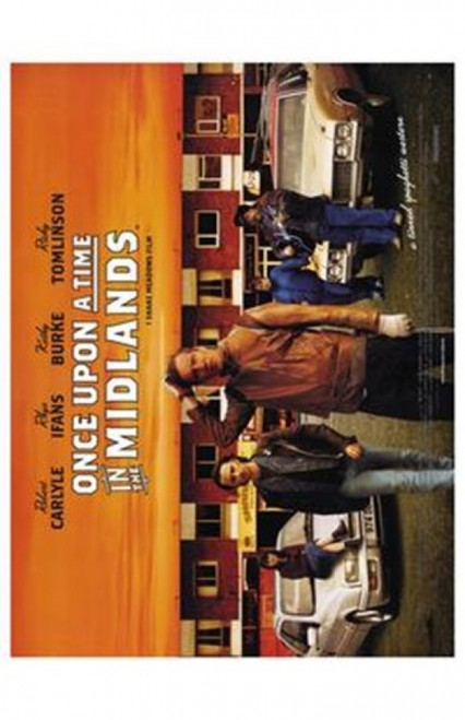 Once Upon a Time in the Midlands Movie Poster (11 x 17) - Item # MOV204485
