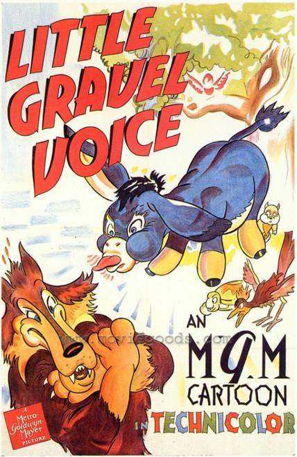 Little Gravel Voice Movie Poster Print (27 x 40) - Item # MOVIF3338
