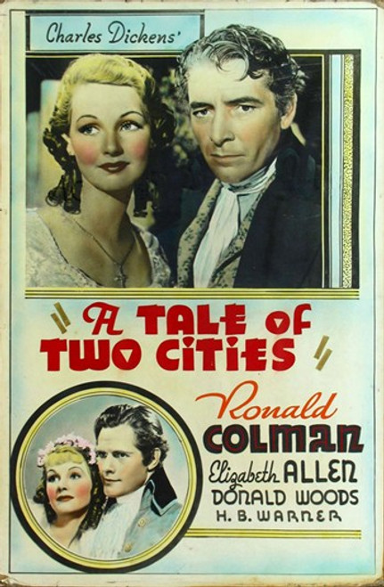 A Tale of Two Cities Movie Poster (11 x 17) - Item # MOV416663