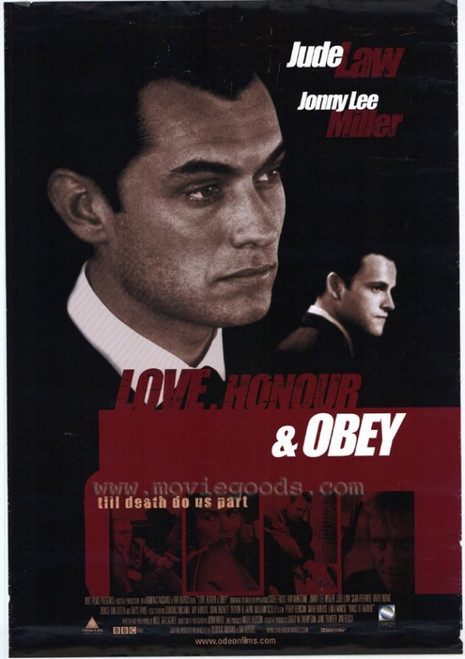 Love, Honour & Obey Movie Poster Print (27 x 40) - Item # MOVIF9400