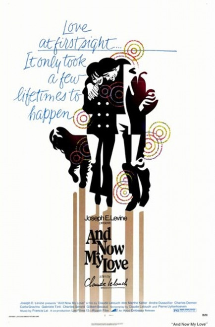 And Now My Love Movie Poster (11 x 17) - Item # MOV235249