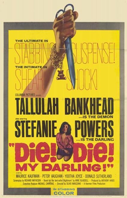 Die Die My Darling Movie Poster (11 x 17) - Item # MOV216530