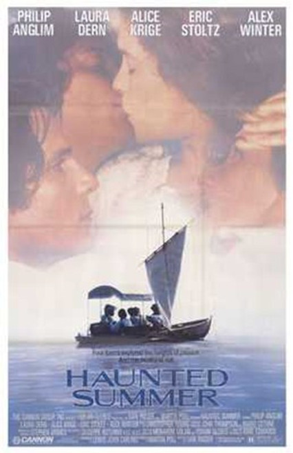 Haunted Summer Movie Poster (11 x 17) - Item # MOV193469