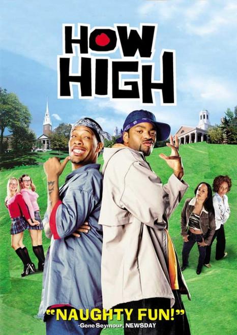 How High Movie Poster Print (27 x 40) - Item # MOVEJ3092