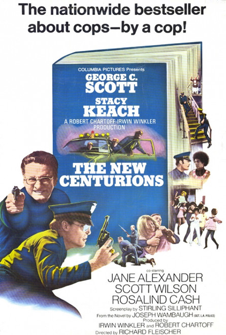 The New Centurions Movie Poster Print (27 x 40) - Item # MOVIF0444