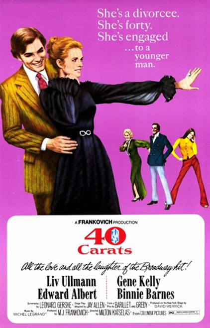 Forty Carats Movie Poster (11 x 17) - Item # MOV232672
