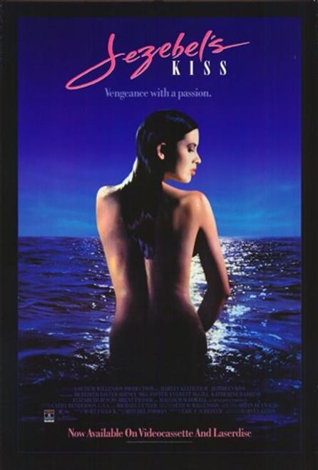 Jezebel's Kiss Movie Poster (11 x 17) - Item # MOV299630