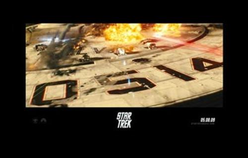 Star Trek XI - style L Movie Poster (17 x 11) - Item # MOV453487