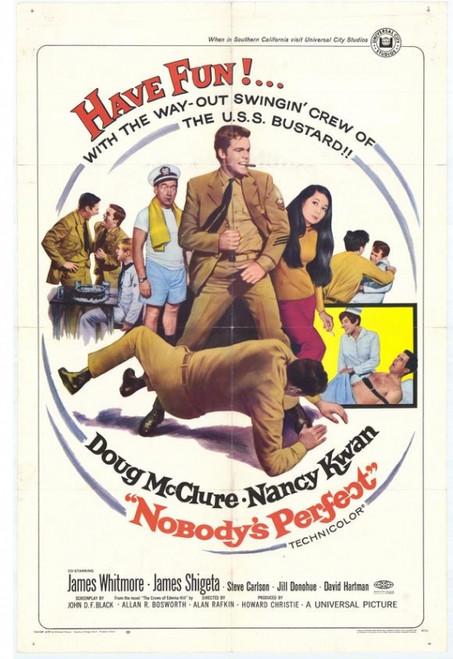 Nobodys Perfect Movie Poster Print (27 x 40) - Item # MOVCH6280