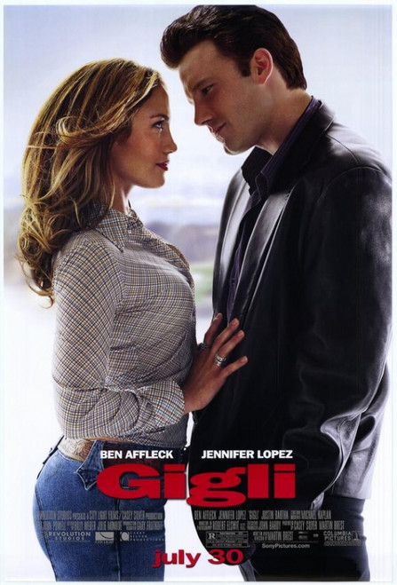 Gigli Movie Poster Print (27 x 40) - Item # MOVAF1410