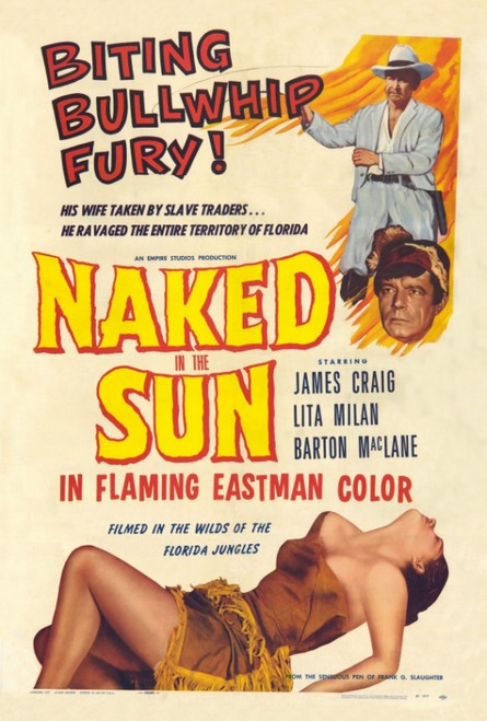 Naked in the Sun Movie Poster Print (27 x 40) - Item # MOVCF7291