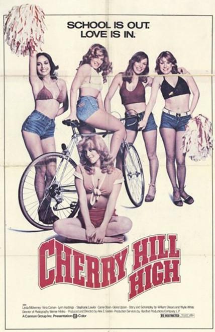 Cherry Hill High Movie Poster (11 x 17) - Item # MOV203547