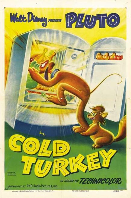 Cold Turkey Movie Poster Print (27 x 40) - Item # MOVIJ9172