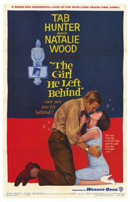 Girl He Left Behind Movie Poster (11 x 17) - Item # MOV209657
