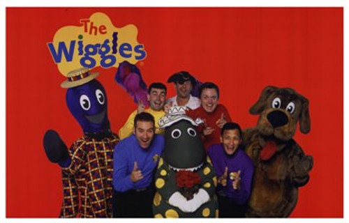 The Wiggles Movie Poster (17 x 11) - Item # MOV300365